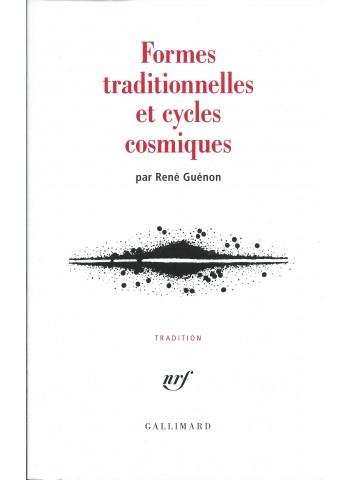 Formes traditionnelles et cycles cosmiques (Broché) de René Guénon