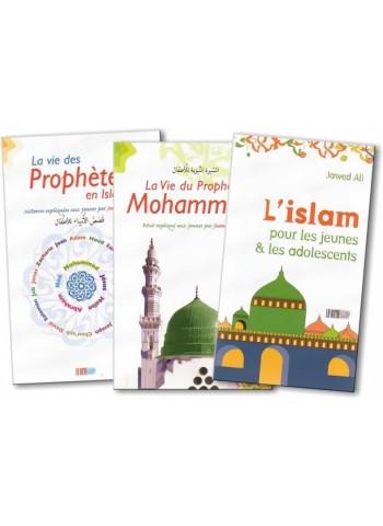 Pack l'islam pour les jeunes