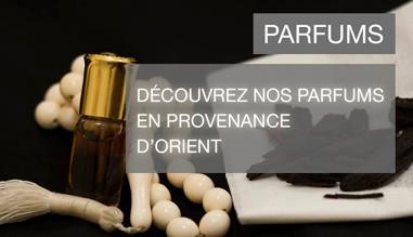 Venez découvrir nos parfums imusk