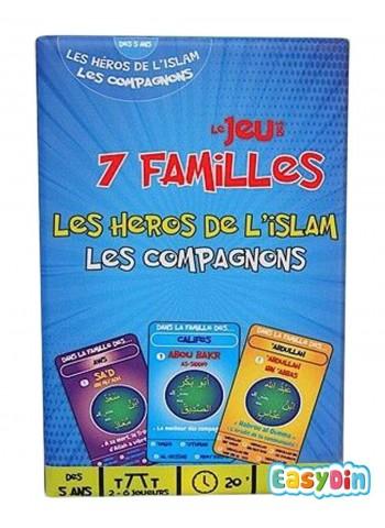 Le Jeu des 7 Familles - Les Héros de l'Islam - Les Compagnons