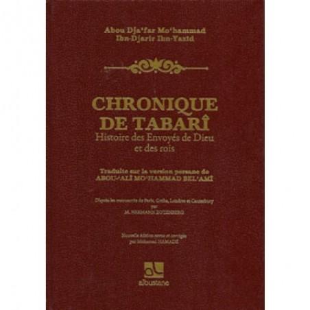 Chronique de Tabari (Histoire des envoyés de Dieu et des rois) cartonné