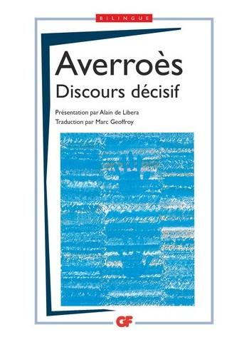 Averroès- Discours décisif