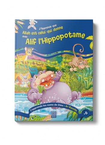 Alif l'hippopotame (Tome 6)