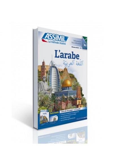 L'Arabe sans peine (B2) - Pack CD -