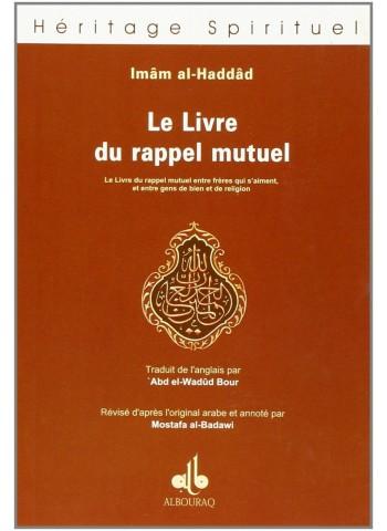 Le Livre du Rappel mutuel