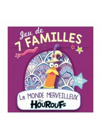 Le Monde merveilleux des Houroufs : jeu des 7 familles