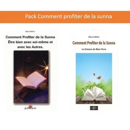 Pack comment profiter de la Sunna