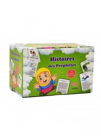 Histoires des Prophètes - Jeux de 48 cartes