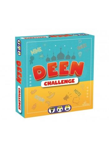 Deen Challenge : 500 Questions et Défis sur l'Islam pour Petits et Grands