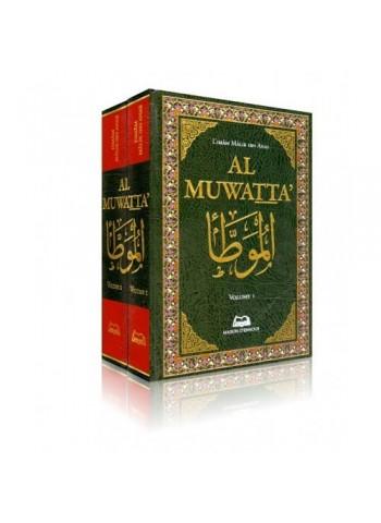 ( الموطأ لمالك بن أنس (1/2- Al-Muwatta', de Mâlik IBn Anas (2 Volumes), Bilingue (Français-Arabe vocalisée)