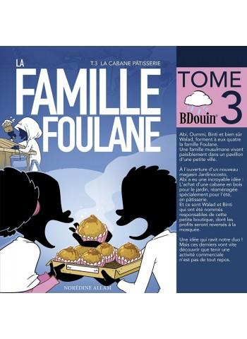 Famille Foulane 3 la Cabane Pâtisserie