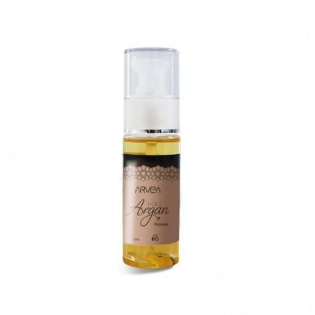 Huile d'argan parfumé ( 100% bio  - corps - cheveux- ongles)