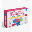 Mon coffret Montessori des lettres rugueuses arabes 2