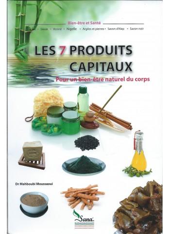 les 7 produits capitaux du Dr Mahboubi Moussaoui