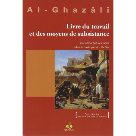 Livre du travail et des moyens de subsistance, ABU HAMID ALGHAZALI