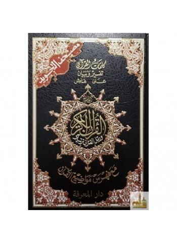 le saint Coran en Arabe...