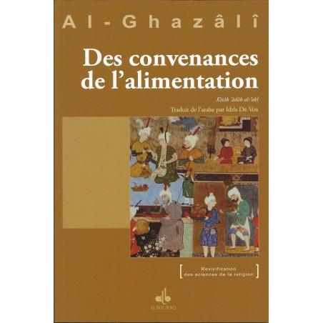 Des convenances de l'alimentation,  ABU HAMID ALGHAZALI