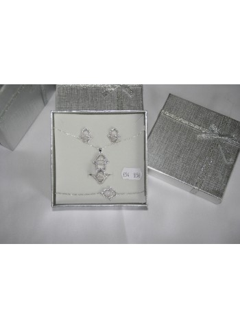 Parure khomsa - 4 pièces