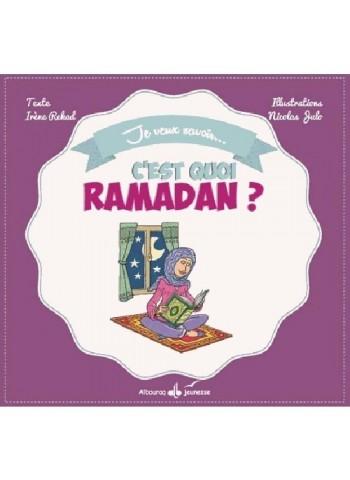 C'est quoi Ramadan d'Irene Rehad