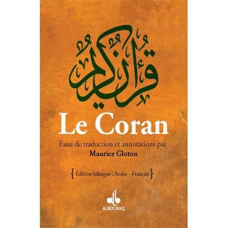 le Coran. essai de traduction de Maurice Gloton