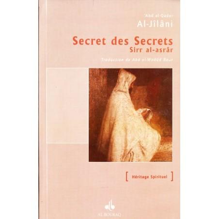 Le secret des secrets d'abd al qadir al Jilani
