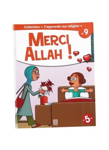 merci allah de Dounia Zaydan - Edition Tawhid
