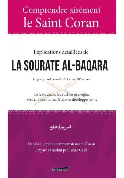 Explications détaillées de Sourate AL-BAQARA